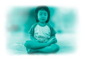 Yoga para niños y papás