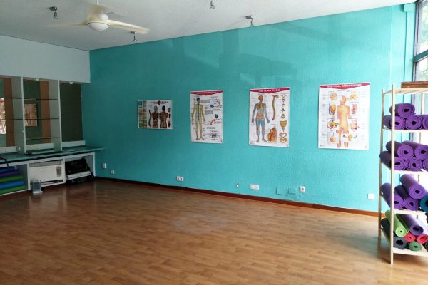 Sala de Raja Yoga Madrid en Torrelodones