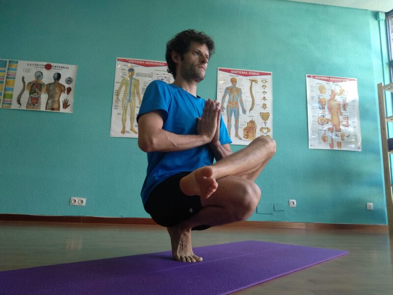 Bosco Serrano - Profesor Raja Yoga Madrid
