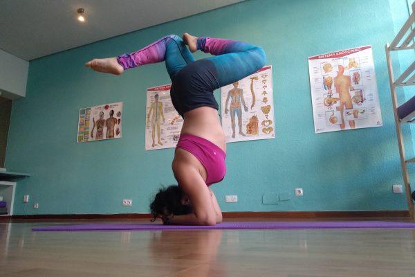 Ana Laura Ortega - Profesora Raja Yoga Madrid