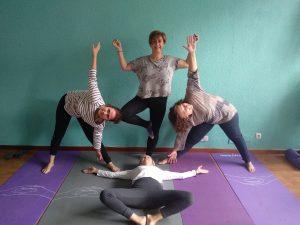 Fin de año Raja Yoga Madrid
