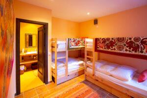 Villa Artemisa - Habitaciones compartidas