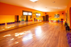 Villa Artemisa - Sala de yoga