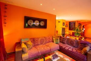Villa Artemisa - Sala de estar