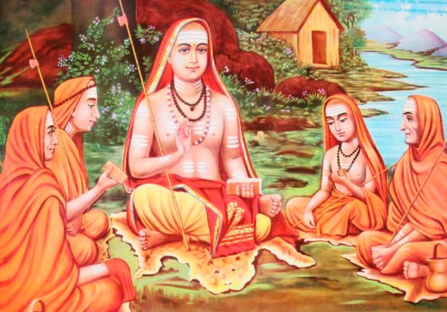 Janana yoga - Adi Sankaracharya