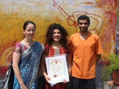 Yoga Teacher Training Course Diploma