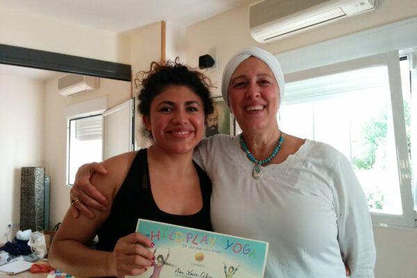 Childplay yoga diploma