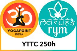 Yoga Vidya Gurukul - Raja Yoga Madrid YTTC250h